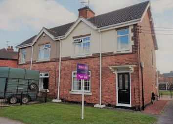 Thumbnail 3 bed semi-detached house for sale in Briar Road, New Ollerton, Newark