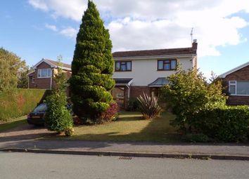 Thumbnail 4 bed detached house for sale in Ffordd Glyn, Coed-Y-Glyn, Wrexham, Wrecsam