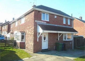 Thumbnail 3 bedroom semi-detached house to rent in Ravenswood Square, Redhouse, Sunderland, Tyne And Wear
