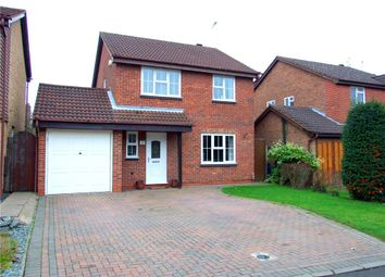 Thumbnail 4 bedroom detached house for sale in Wickersley Close, Allestree, Derby