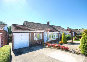 Thumbnail 2 bedroom semi-detached bungalow for sale in Priors Walk, Morpeth