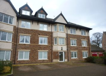 Thumbnail 1 bed flat to rent in Willow Place, Carlisle