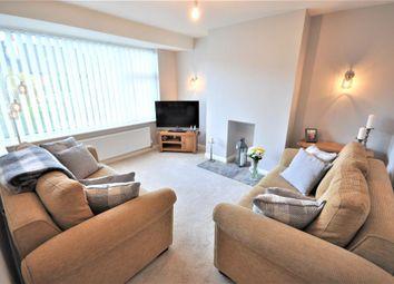 Thumbnail 2 bed semi-detached bungalow for sale in Marsh Drive, Freckleton, Preston, Lancashire