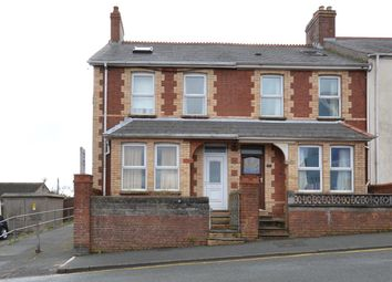 3 bed end terrace house for sale in St. Annes Road, Hakin, Milford Haven SA73