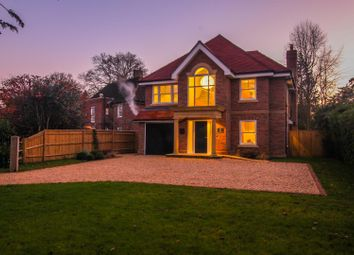 Thumbnail 5 bed detached house for sale in Fernhill Lane, Hook Heath, Woking