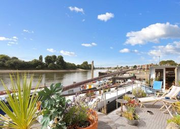 Thumbnail 1 bedroom houseboat for sale in Hope Pier, Hammersmith