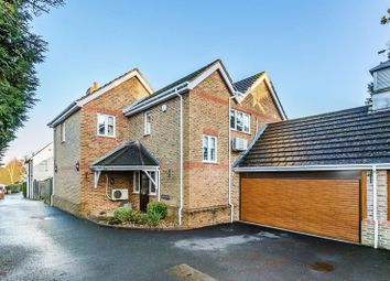 Thumbnail 4 bed detached house for sale in Malden Road, Cheam, Sutton, Surrey