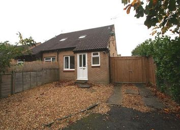 Thumbnail 1 bed end terrace house to rent in Black Dam, Basingstoke, Hampshire