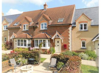 Thumbnail 3 bed terraced house for sale in The Gardens, Chippenham