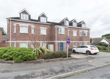 Thumbnail 2 bed flat for sale in Rectory Close, Wombwell