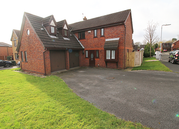 4 bed detached house for sale in Dunham Close, Westhoughton BL5