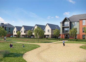 Thumbnail 3 bed terraced house for sale in Laurel Walk, Felixstowe, Suffolk