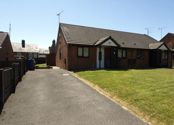 Thumbnail 2 bed semi-detached bungalow for sale in Unwin Crescent, Penistone, Sheffield