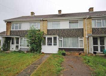 Thumbnail 3 bed terraced house for sale in Efford Way, Pennington, Lymington