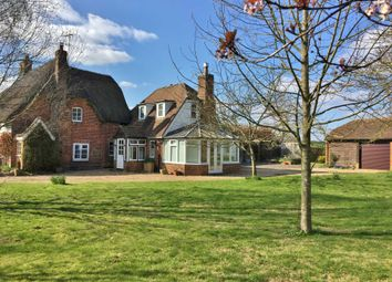 3 bed semi-detached house for sale in High Street, Burbage, Marlborough SN8