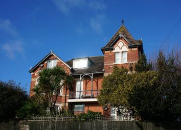 Thumbnail 3 bed flat for sale in Burnaby Road, Bournemouth, Dorset