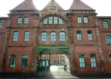 Thumbnail 1 bed flat for sale in Hartley Court, Cliffe Vale, Stoke-On-Trent, Staffordshire