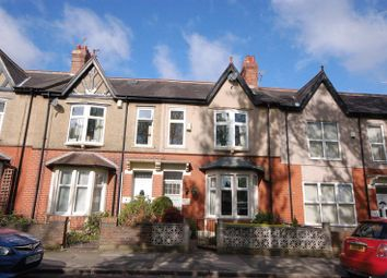 Thumbnail 5 bedroom terraced house for sale in Ilford Road, High West Jesmond, Newcastle Upon Tyne