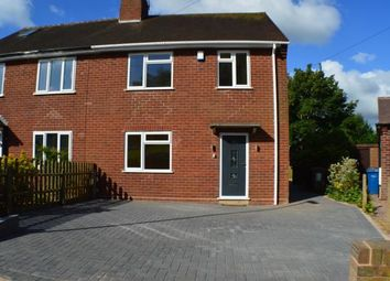 Thumbnail 3 bed semi-detached house for sale in Beech Gardens, Off Cherry Orchard, Lichfield, Staffordshire