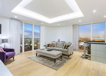 Thumbnail 2 bedroom flat for sale in Park Vista Tower, 5 Cobblestone Square, Wapping
