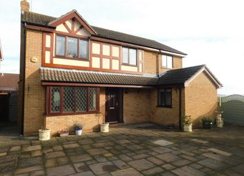 Thumbnail 4 bedroom detached house for sale in Wyatt Close, Elmswell