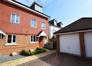 Thumbnail 3 bed semi-detached house for sale in Cobham Field, Five Ash Down, Uckfield