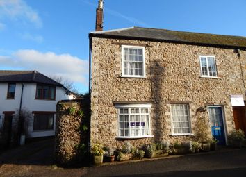 Thumbnail 3 bedroom semi-detached house for sale in King Street, Colyton, Devon