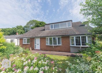Thumbnail 4 bed detached bungalow for sale in Wellfield Road, Culcheth, Warrington