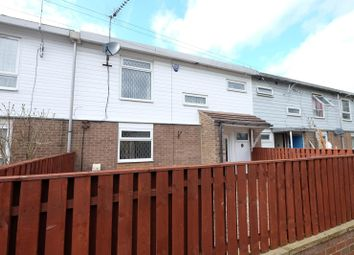 Thumbnail 3 bed terraced house for sale in Hazlebarrow Drive, Jordanthorpe, Sheffield