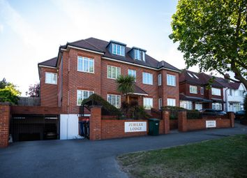 Thumbnail 2 bed flat for sale in Jubilee Lodge, Green Lane, Hendon
