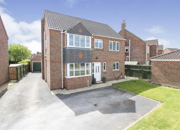 Thumbnail 4 bed detached house for sale in The Chase, Driffield