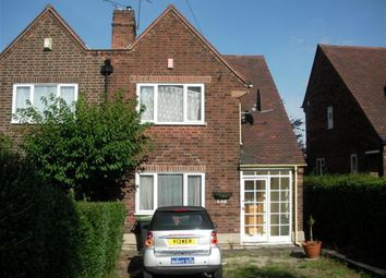 Thumbnail 3 bed semi-detached house to rent in 268 Wollaton Road, Beeston, 2 Pp
