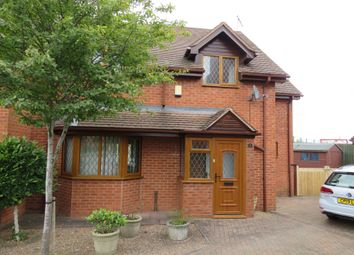 Thumbnail 3 bed semi-detached house for sale in Castle Mead, Weobley, Hereford