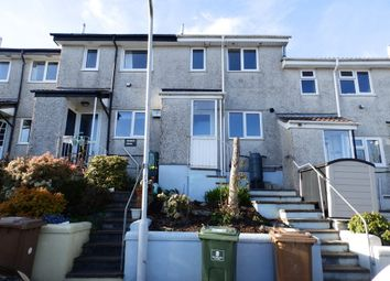 Thumbnail 2 bedroom terraced house to rent in Elford Crescent, Plympton, Plymouth