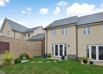 Thumbnail 2 bed semi-detached house for sale in Hockmore Drive, Newton Abbot, Devon