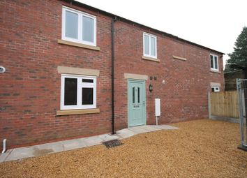 Thumbnail 2 bed terraced house for sale in The Armoury, Shropshire Street, Market Drayton