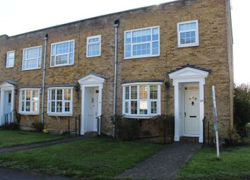 Thumbnail 2 bed end terrace house to rent in The Farthingales, Maidenhead
