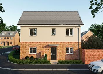 "Thumbnail 3 bed property for sale in ""The Weston"" at St. Marys Road, Swanley"