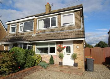 Thumbnail 3 bed property for sale in Broadwood Drive, Preston