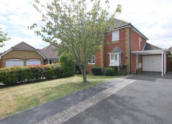 Thumbnail 4 bed detached house for sale in Kingfisher Court, Herne Bay
