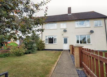 Thumbnail 3 bedroom terraced house for sale in Ash Walk, Stradishall, Newmarket