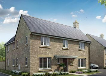Thumbnail 4 bed detached house for sale in Launton Road, Launton, Bicester