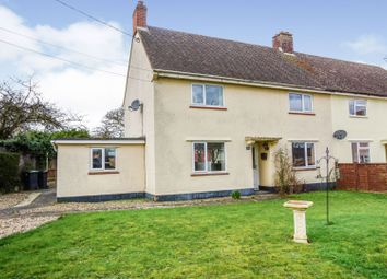Thumbnail 3 bed semi-detached house for sale in Grove Park, Walsham-Le-Willows, Bury St. Edmunds