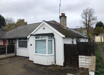 Thumbnail 3 bed bungalow for sale in Deakin Road, Erdington