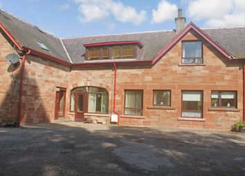 Thumbnail 2 bed terraced house for sale in The Stables, Station Road, Evanton, Dingwall