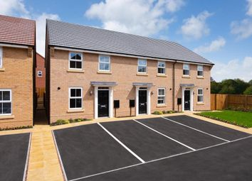 "Thumbnail 3 bed end terrace house for sale in ""Ashurst"" at Bridlington Road, Stamford Bridge, York"