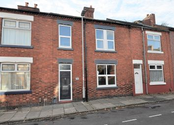 Thumbnail 4 bed terraced house for sale in 1 West Avenue, Penkhull, Stoke-On-Trent