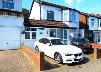 Thumbnail 4 bed semi-detached house to rent in Bernard Road, Edgbaston, Birmingham