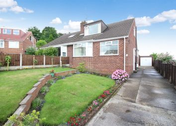 Thumbnail 3 bed semi-detached bungalow for sale in Somerville Drive, Leeds