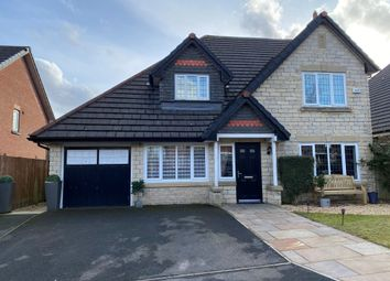 Thumbnail 4 bed detached house for sale in Westfield Close, Whalley, Clitheroe